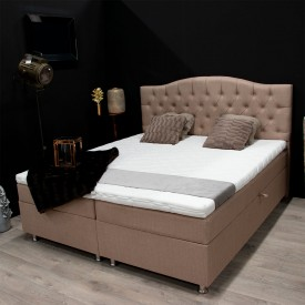 Opbergbed Chesterfield | Alle maten €749.-