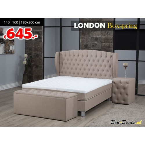 Boxspring LONDON