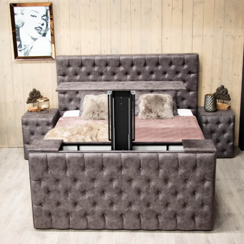 Boxspring Chester incl. TV lift