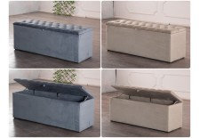 Boxspring MAXIMA | Opbergbed  | Aanbieding | Uitverkoop - Outlet