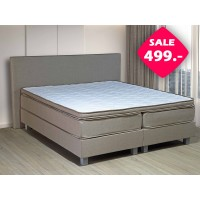 Boxspring OUTLET   Goedkope boxspring CLASSIC nu in de aanbieding!