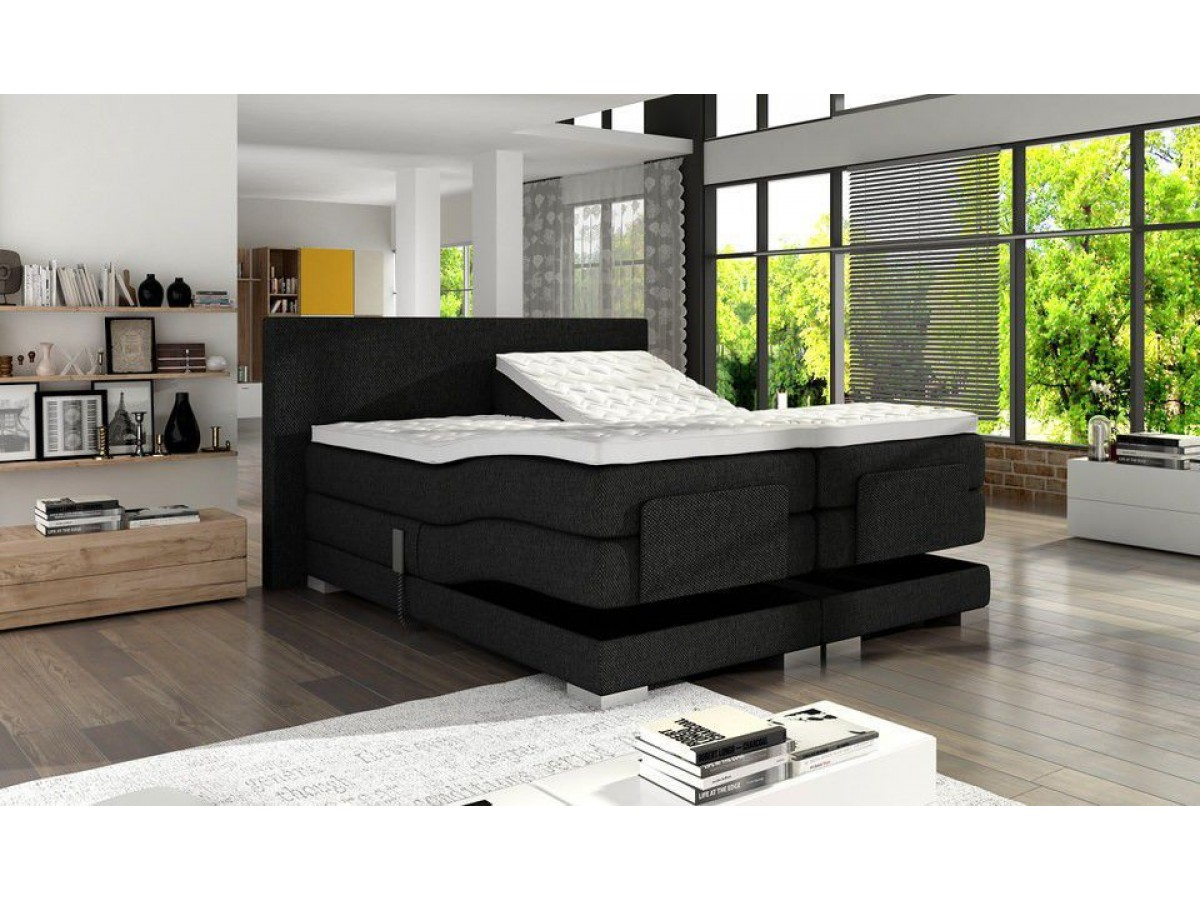 ampera elektrische boxspring aanbieding. Black Bedroom Furniture Sets. Home Design Ideas